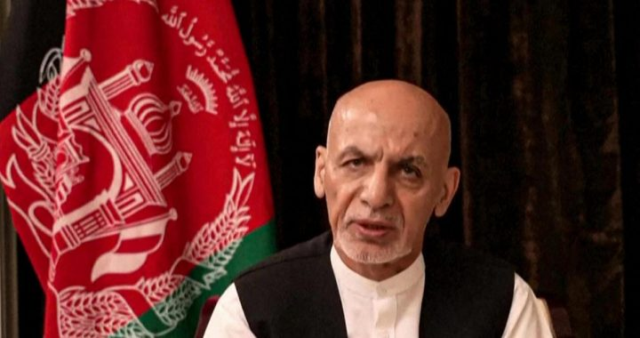 US envoy: Taliban deal collapsed due to President Ghani's flight abroad