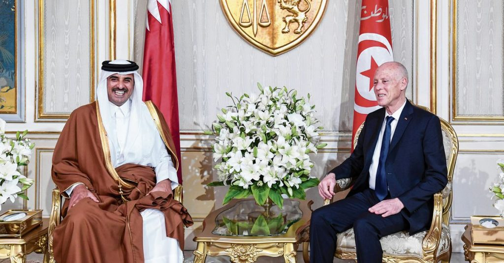 Were the Gulf states behind the conspiracy in Tunisia?