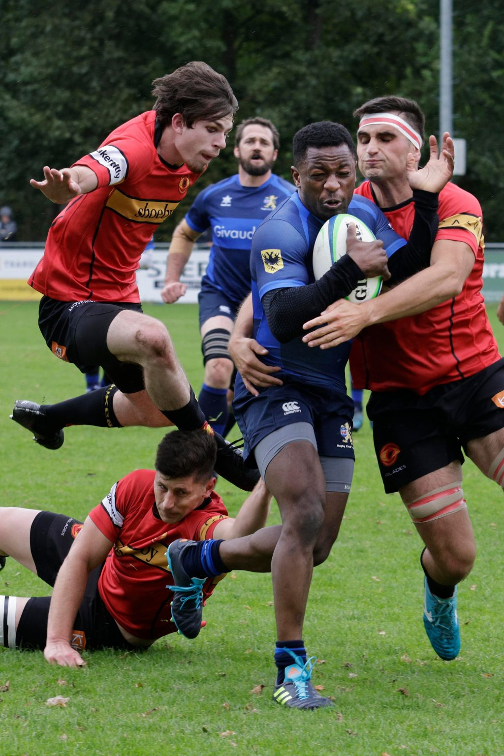 Rugbyers' t Gooi tops honorary class after economic victory over The ...