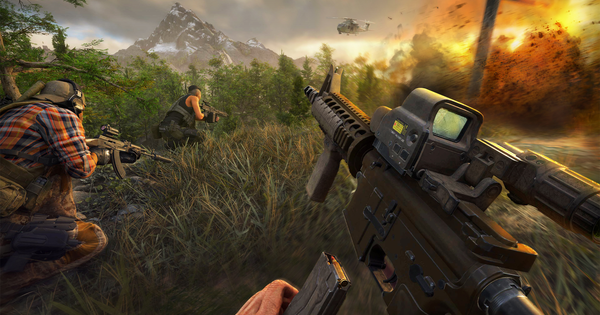 Ghost Recon: Frontline gives a little touch to the battle royale genre |  Overview