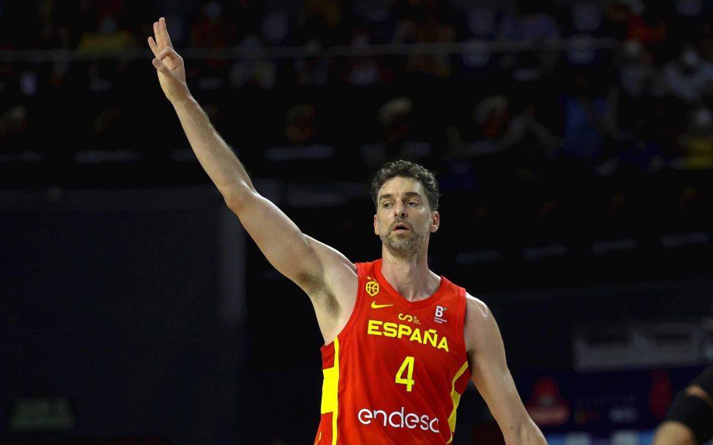 Spanish basketball legend Gasol (41) retires