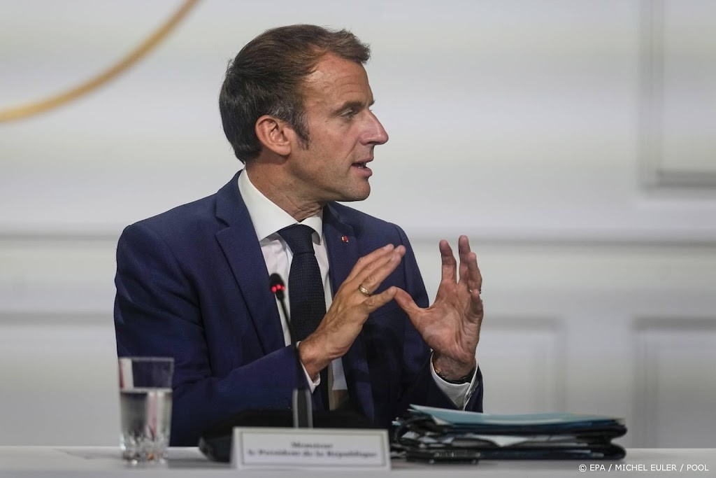 Macron wants to restore relations with the United States at the Biden meeting