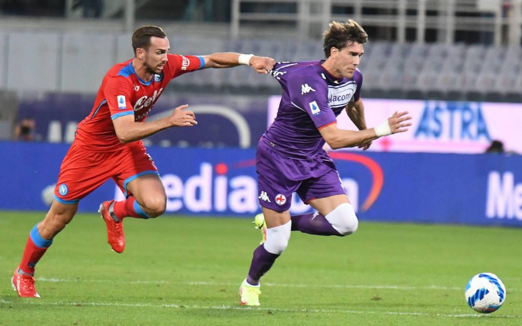 Wanted Vlahovic turns down Fiorentina's 'best ever offer'