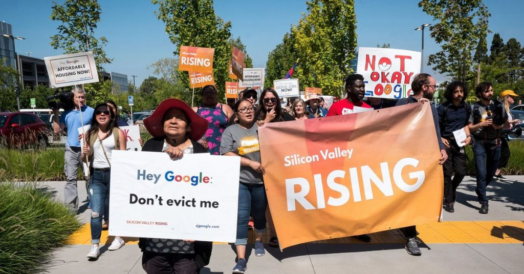Employees who don't strike for money, but for ideals: U.S. tech companies face a dilemma