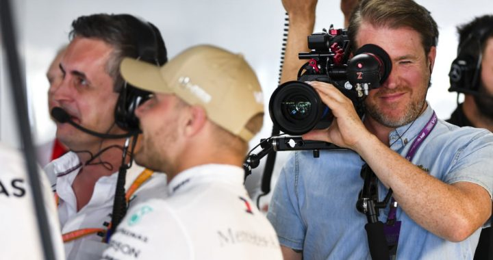 """Drivers Take Netflix Creative Edition """"Show to sell the sport"""" for granted"""