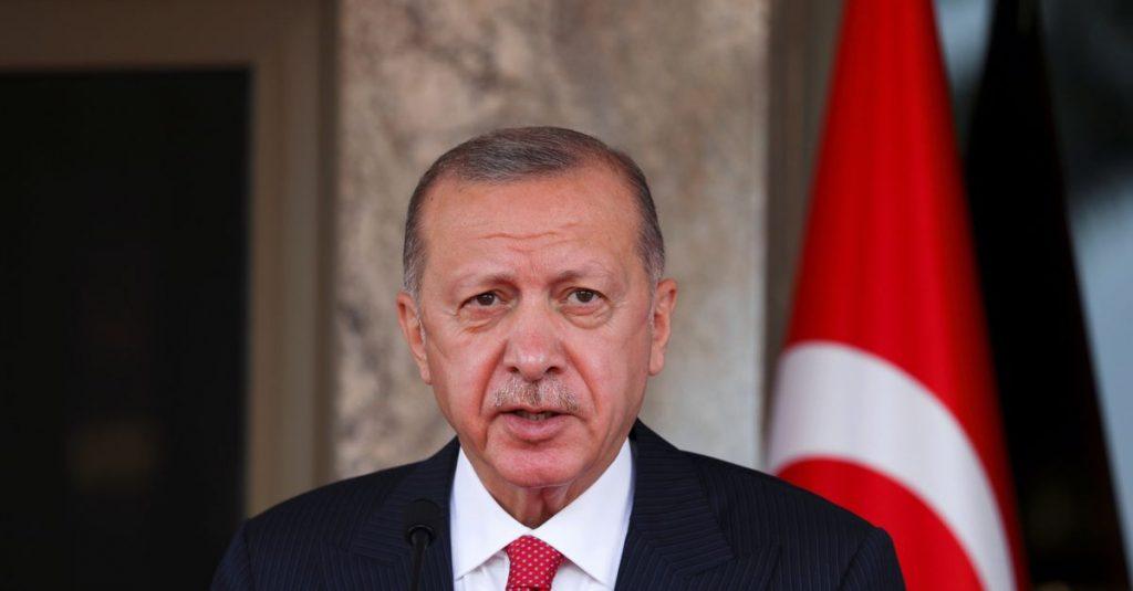 Hurt Erdogan hits back surprisingly loud