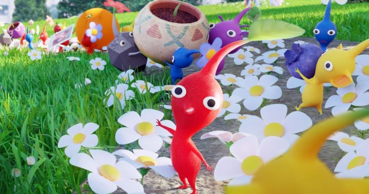 The creator of Pokémon Go wants you to walk with Pikmin Bloom