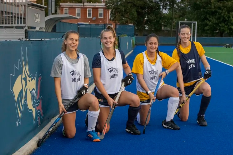 A thriving Dutch hockey heritage in Drexel, across town 6