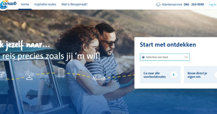 ANWB launches Reisopmaat with which consumers can compose a trip (round trip)