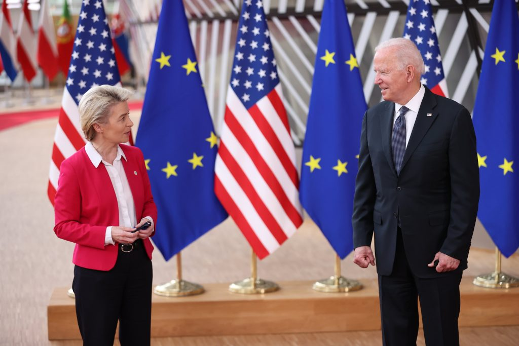 According to the former German counterpart, Europe should begin to think about security as much as the United States