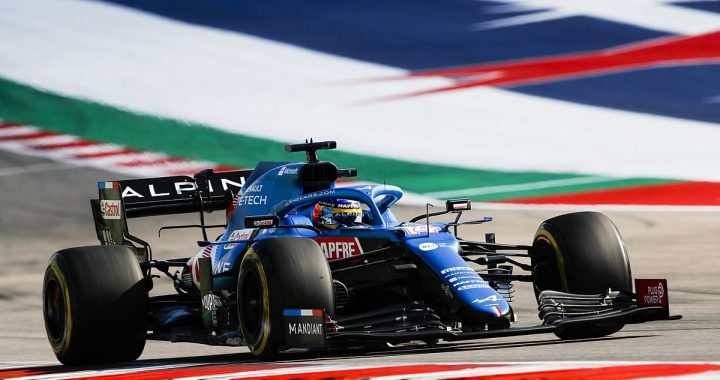 Alonso also receives grid penalty for United States GP