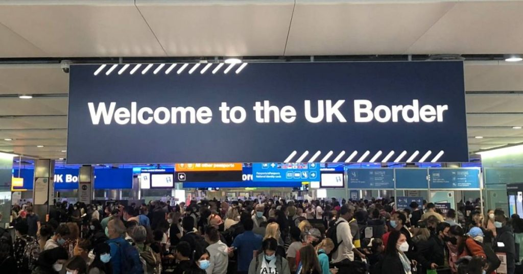 Are you traveling to Great Britain?  Passport required!  |  Abroad
