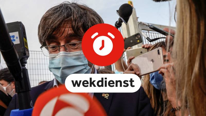 Awakening 4/10: Puigdemont before the Italian judge • The EMA decides on the PfizerBioNTech recall