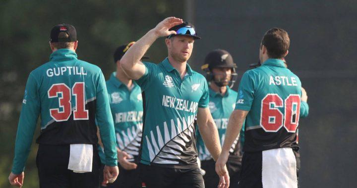 Black Caps win Twenty20 World Cup warm-up for Netherlands