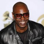 Dave Chappelle gets a lot of support at the London show