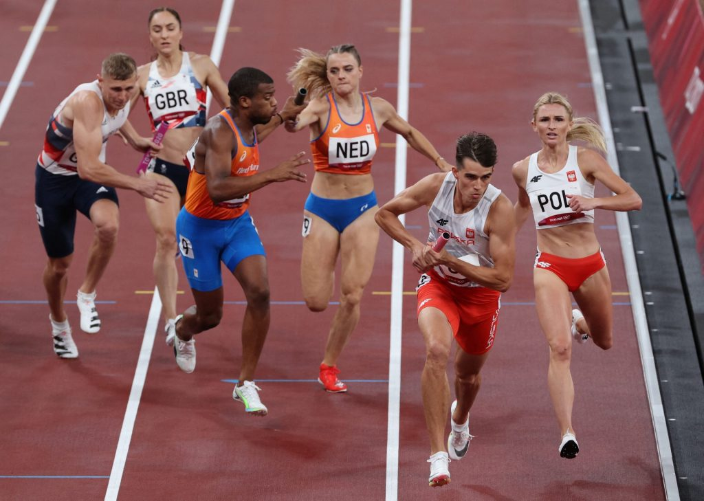 """Despite protests in the final, the Dutch relay team have yet to face the United States: """"Unacceptable"""""""