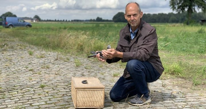 """Eddy (61 years old) will create a pigeon garden: """"I want more people to love sport"""""""