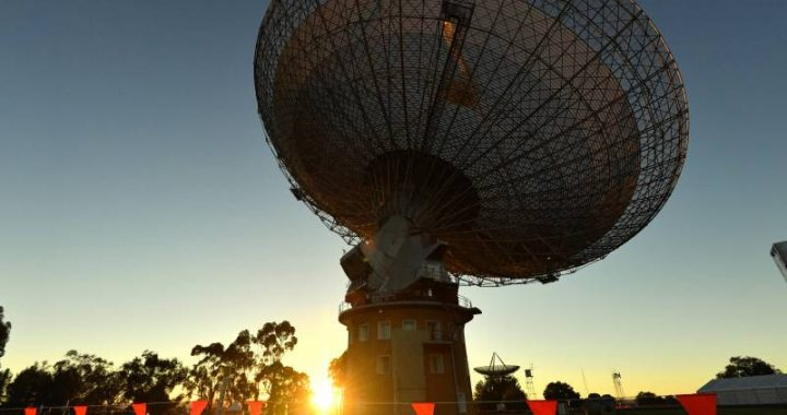 Extraterrestrial life?  Not yet ... a mysterious space signal turns out to be a faulty device