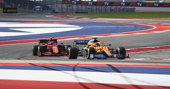Ferrari and McLaren prepare for an exciting duel in the United States