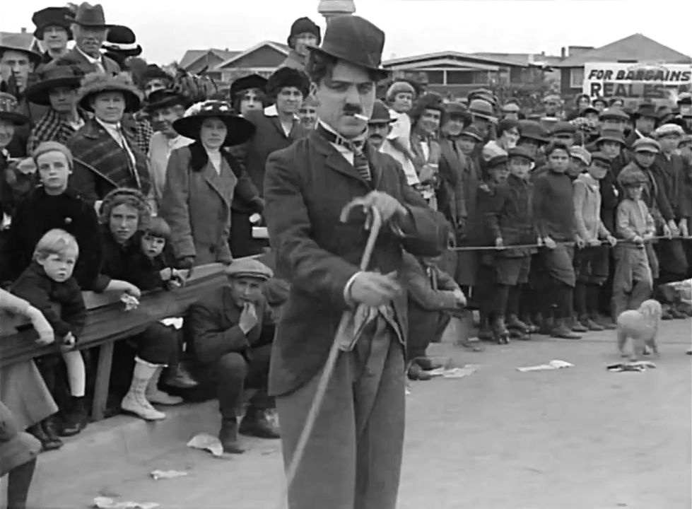"""Forum Groningen reflects at length on the 100th anniversary film """"The Kid by Charlie Chaplin"""""""