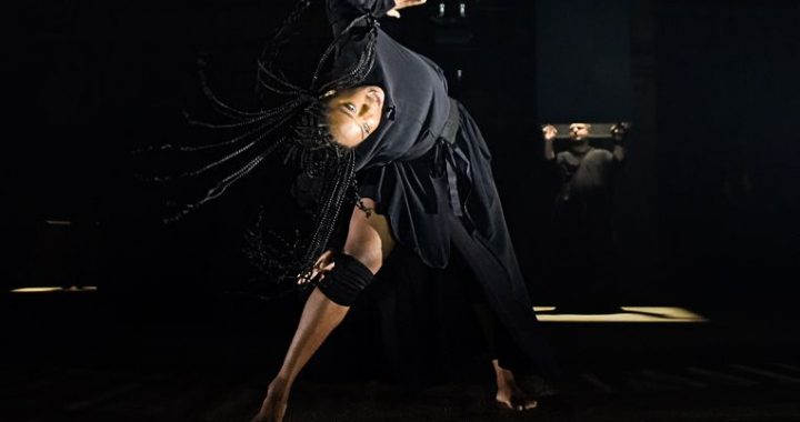 Freedom is a dark and frenzied dance concert inspired by Guantánamo Bay ★★★★ ☆