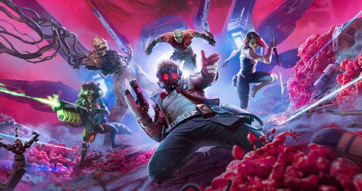 """Guardians of the Galaxy review in progress: """"Big Surprise"""""""