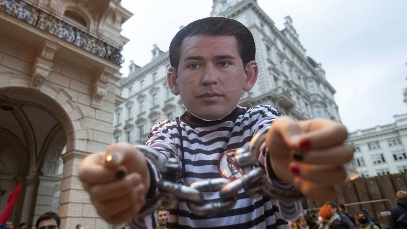 """""""House of Kurz"""" could mean the end of the Austrian Chancellor"""
