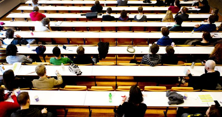 KNAW President applauds 'wake-up call' movement in universities