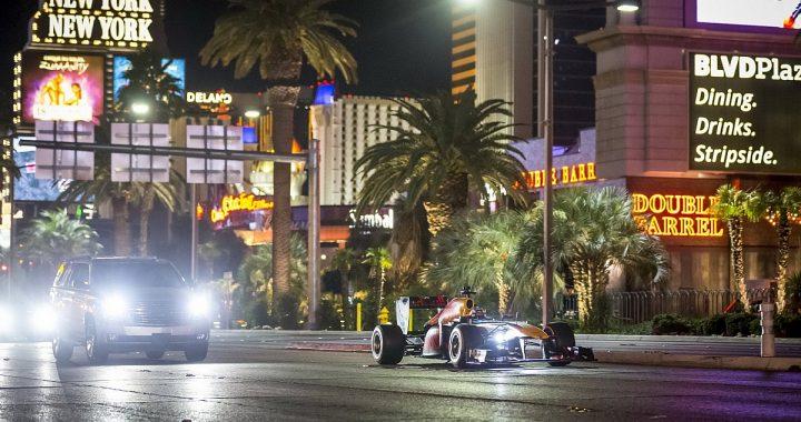 """Las Vegas spoke to F1 in Austin about third GP in America"""