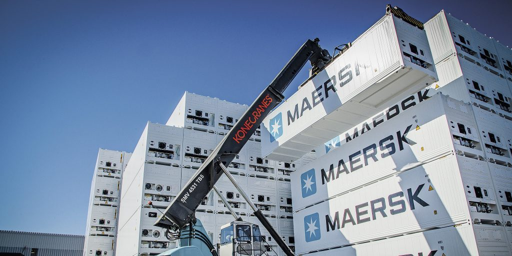 Mersk introduces mandatory surcharge for 'container protection'