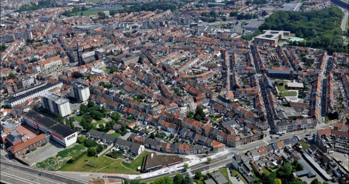 More than a quarter of Flanders is built: see here how much space has been occupied in your municipality