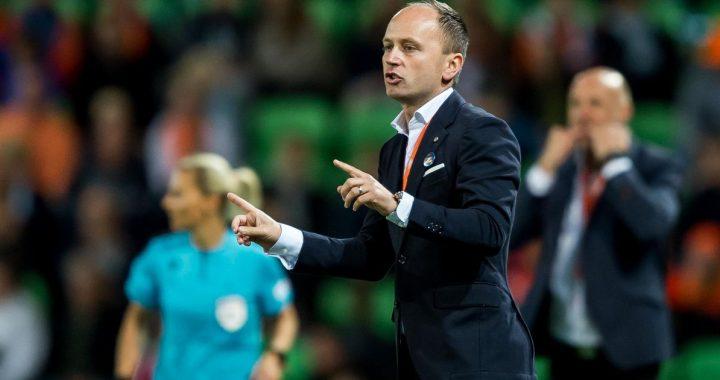 National coach Mark Parsons delayed at Leeuwinnen |  Football
