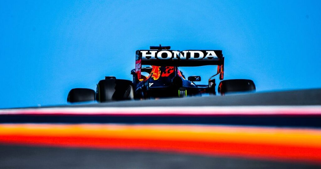Red Bull replaces Honda name during US GP weekend