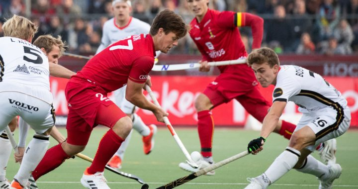 Red Lions beat Germany 6-1 at Ukel Sport