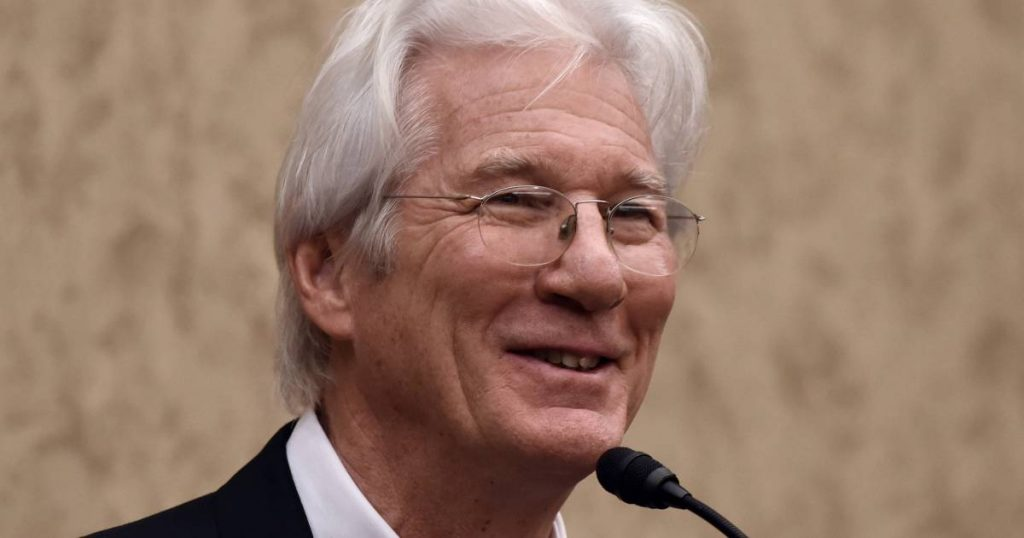 Richard Gere must testify against the ex-Italian minister    Abroad