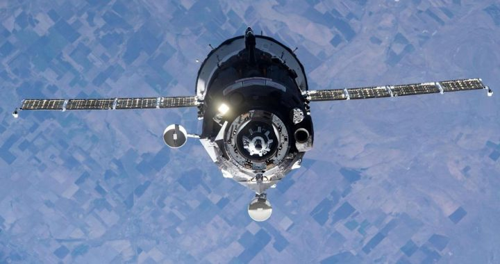 Russian spacecraft moved space station and urgently dispatched astronauts