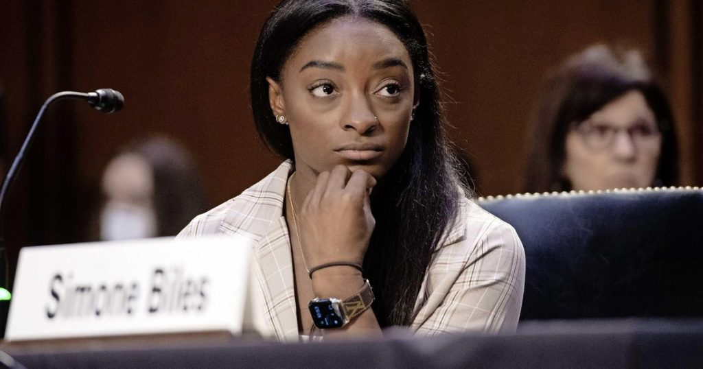 Simone Biles and her colleagues plead for the departure of the Olympic Council over the Nassar affair    sport