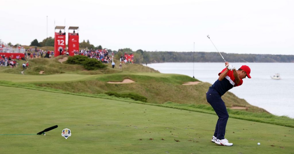 Team USA strikes and wins Ryder Cup |  sport