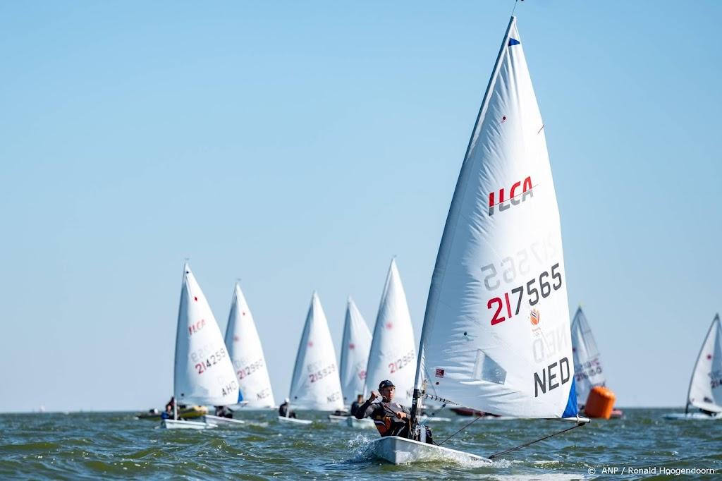 The Allianz Regatta sailing competition moves from Medemblik to Almere