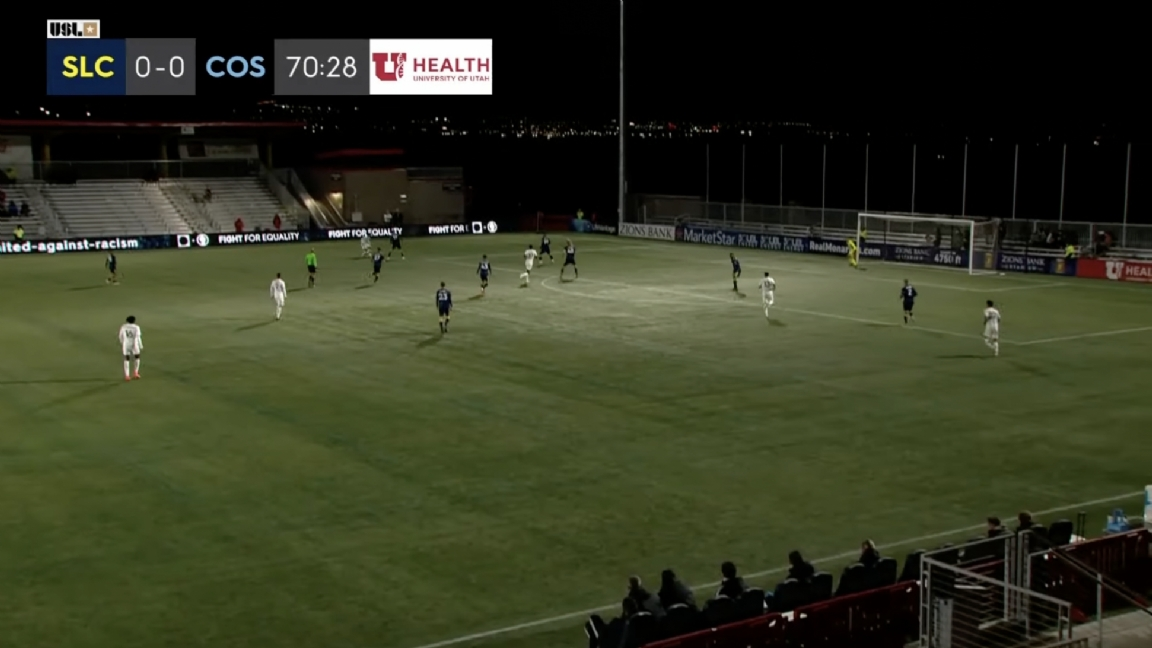 Thirteen-year-old (!) Forward makes history with his USA debut