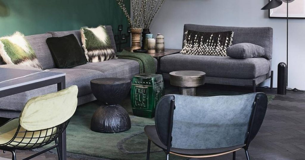 This is how you furnish a small living room efficiently and tastefully    life