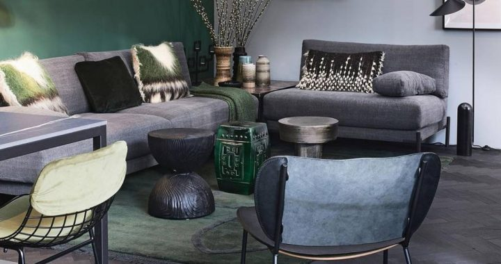 This is how you furnish a small living room efficiently and tastefully |  life