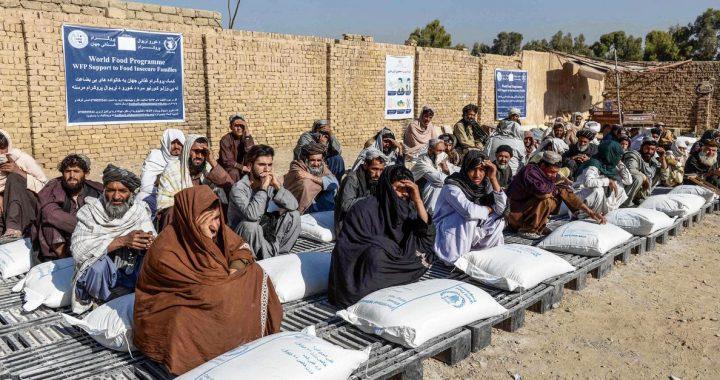 UN warns of food crisis in Afghanistan