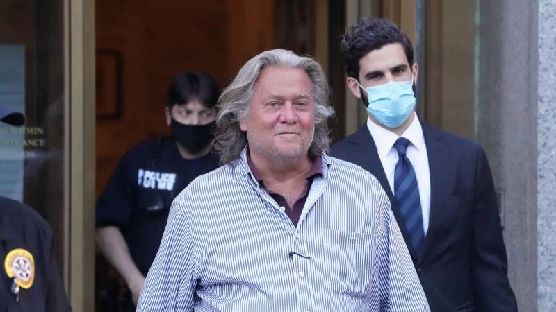 US Parliament votes to sue Trump adviser Bannon