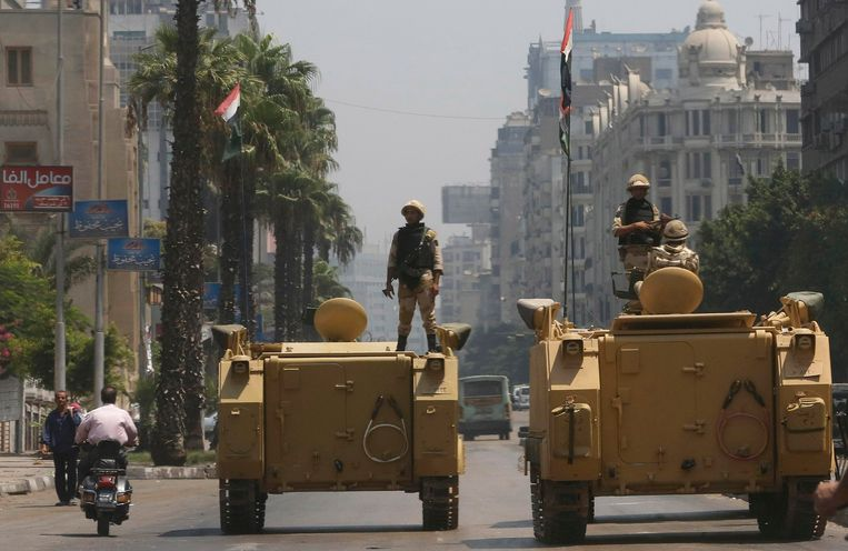 US gives billions to Egypt despite human rights concerns