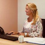 """Willemijn works as a vacation doctor in Zeeland: """"It starts with the desire to come and work here"""""""